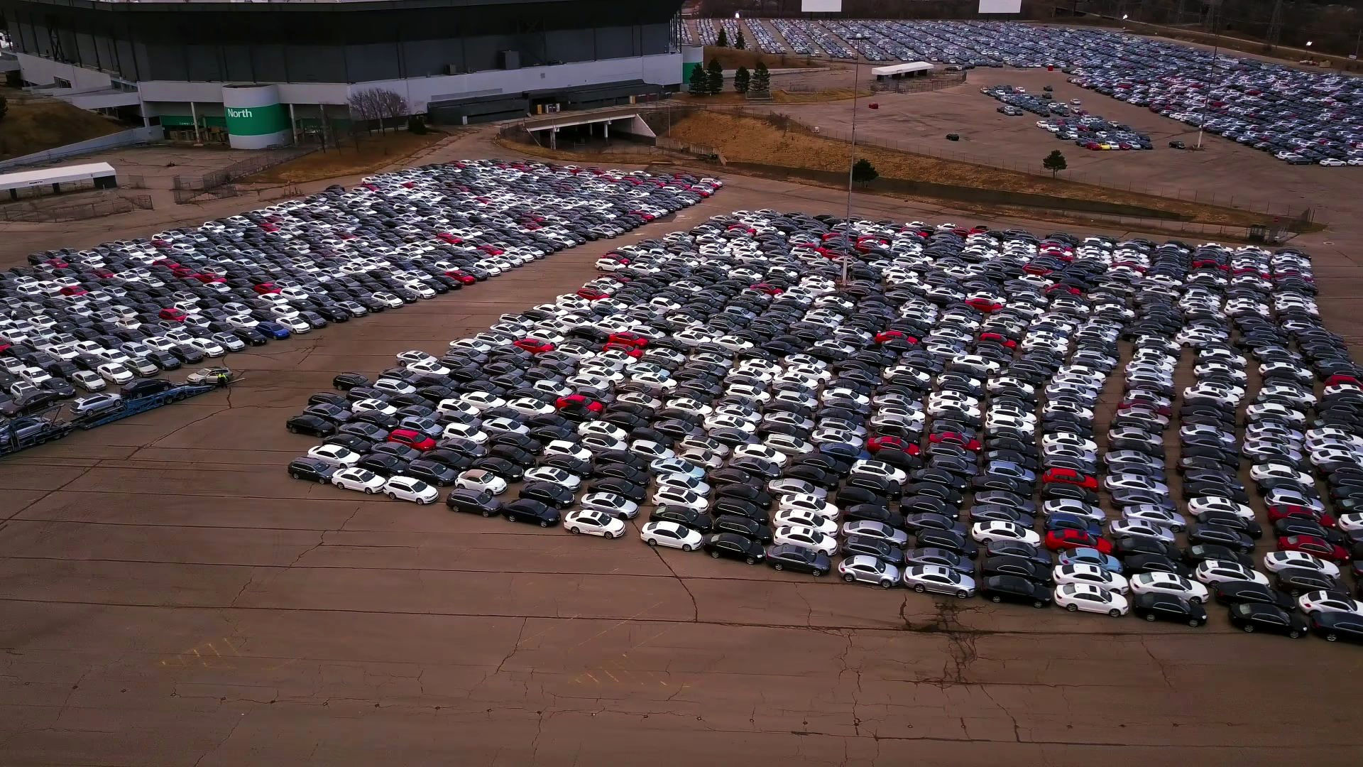 Volkswagen Diesel Buyback >> Volkswagen, Audi Cars Stolen From Dieselgate Buyback Parking Lot