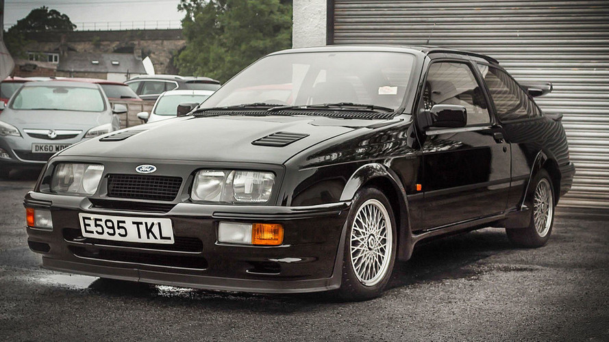 Low-Mileage Ford Sierra Cosworth RS500 Sold For $150,000