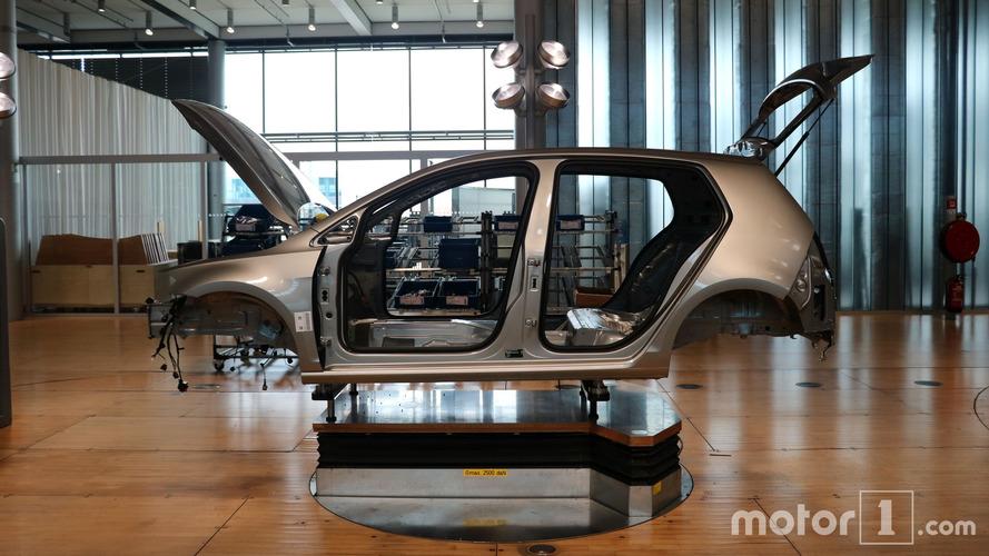 L'usine de verre de Dresde, théâtre du renouveau chez Volkswagen ?