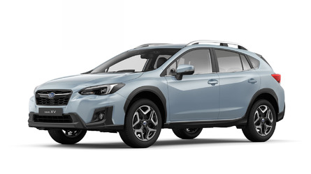 Subaru XV chega a sua segunda geração em Genebra
