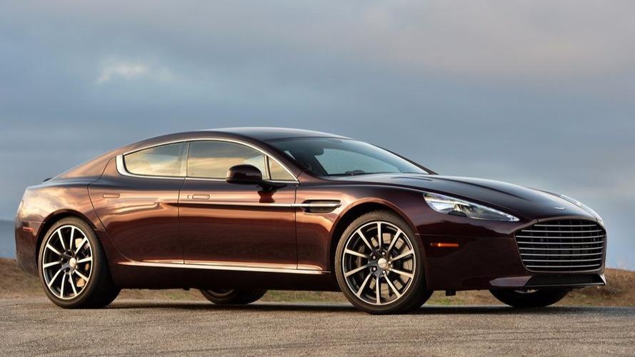 Aston Martin Rapide V12 - La fin approche