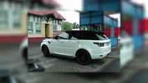 Körözött Range Rover