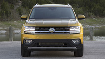 2018 Volkswagen Atlas: Second Drive