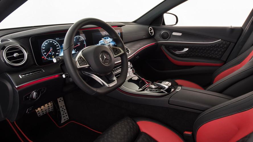 Mercedes-Benz Classe E Break par Brabus