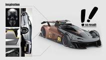 Jaguar SS-107 Le Mans Konsepti