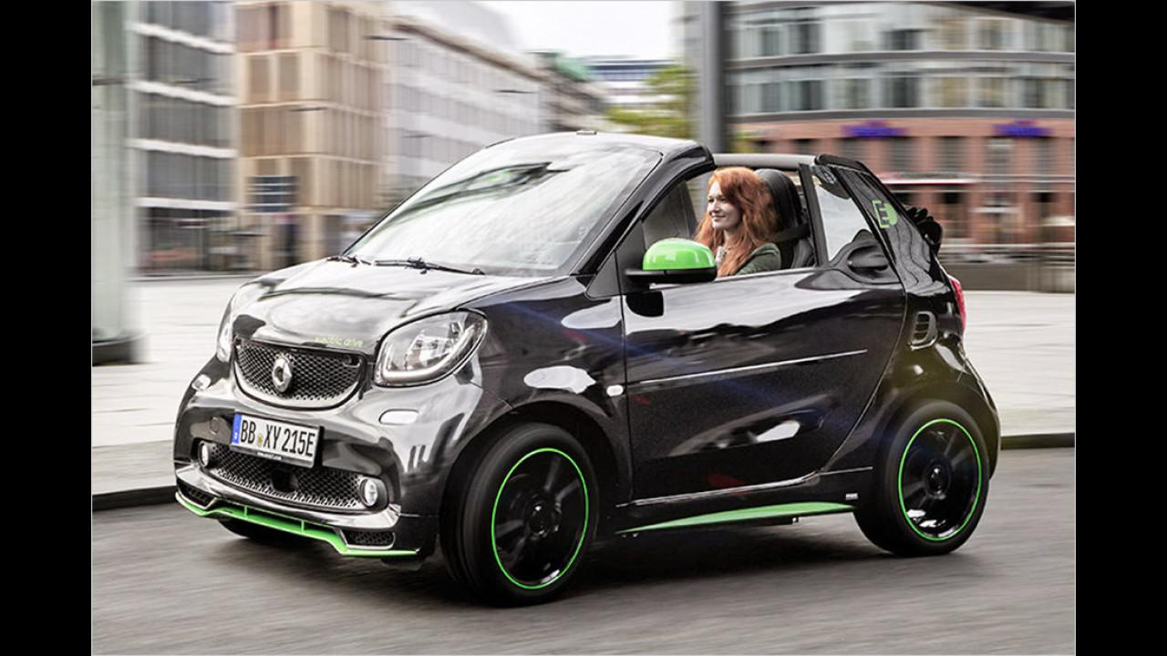 Smart Fortwo Cabrio ed