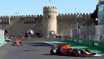 GP Azerbaiyán 2017: Ricciardo gana una carrera loca