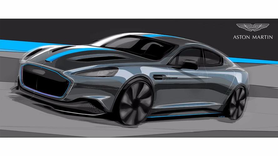 El Aston Martin RapidE será realidad en 2019