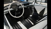 Subaru 360 Police Car