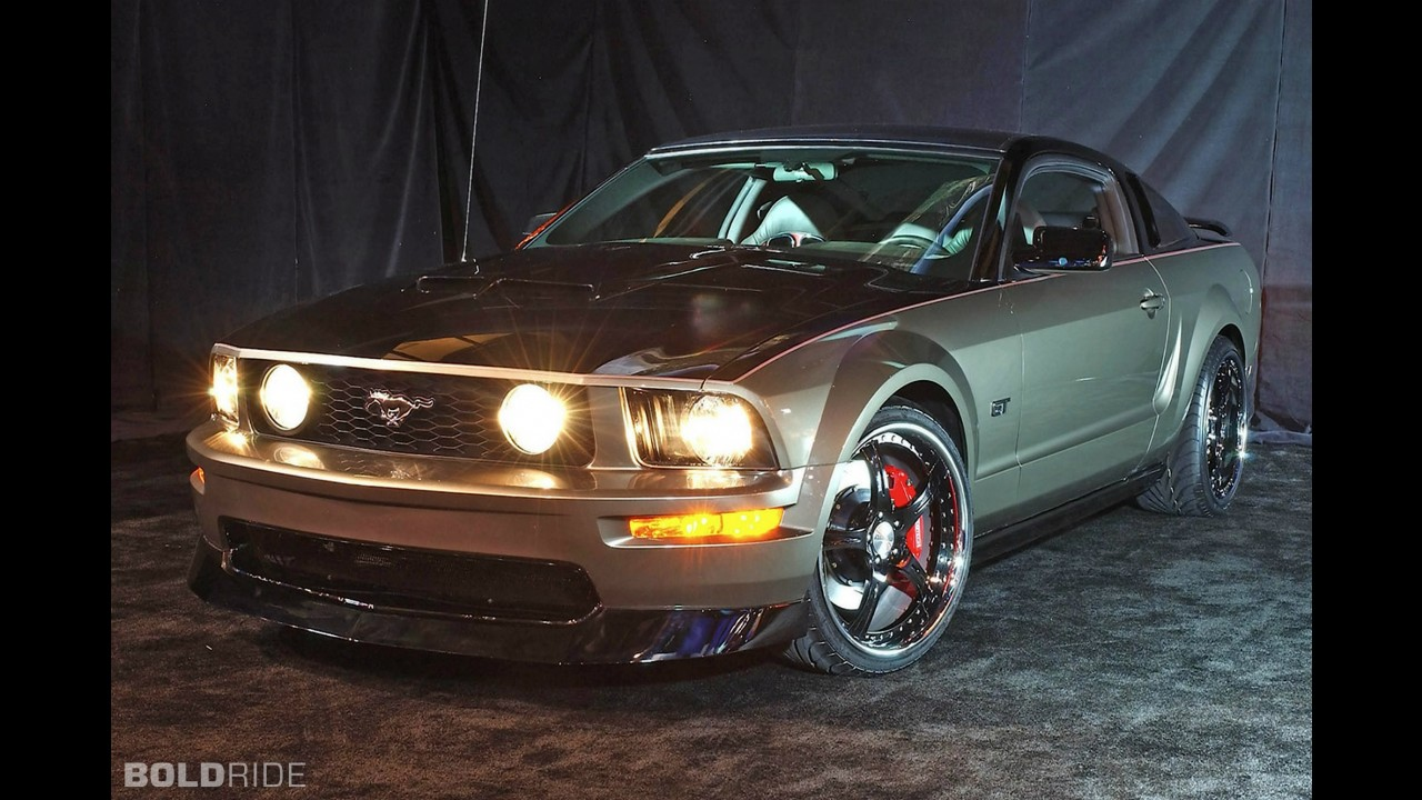 Ford Mustang GT Coupe by Tiger Racing