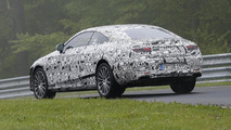 2014 Mercedes S-Class Coupe spy photo
