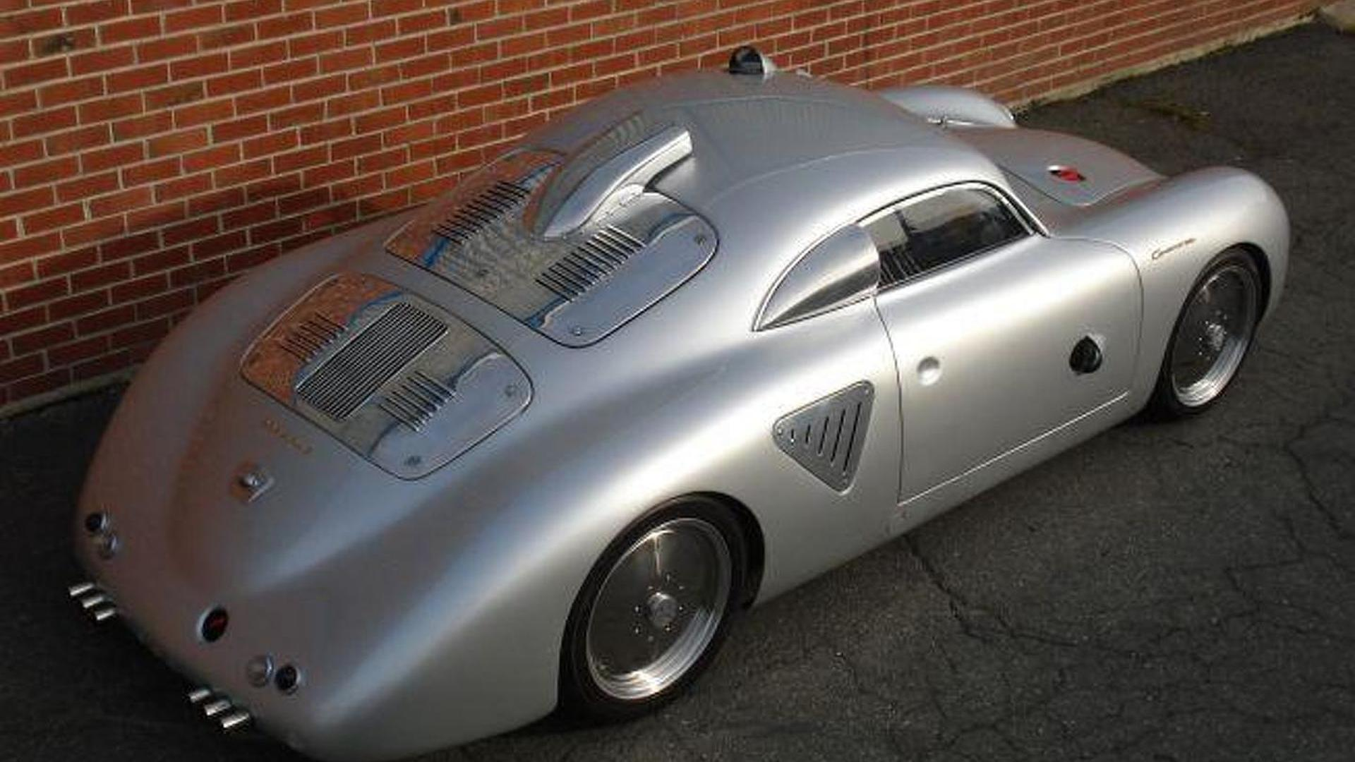 356 Silver Bullet Hot Rod is truly unique