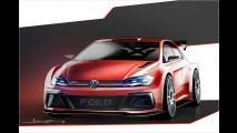 Das VW Polo Rallyeauto ist zurück
