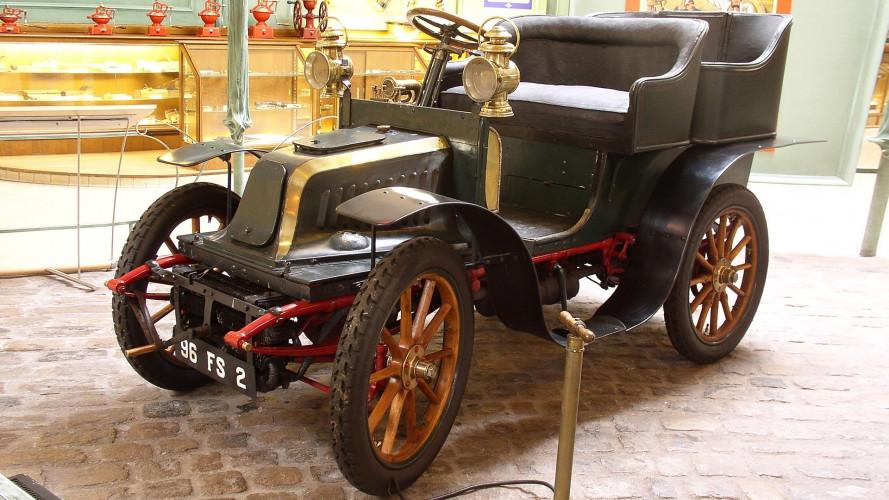 Peugeot rimette in strada una storica Type 56