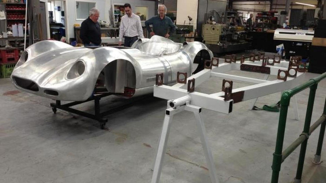 Lister in production at the Cambridge factory 18.9.2013