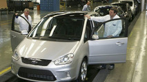 New Ford C-Max Production