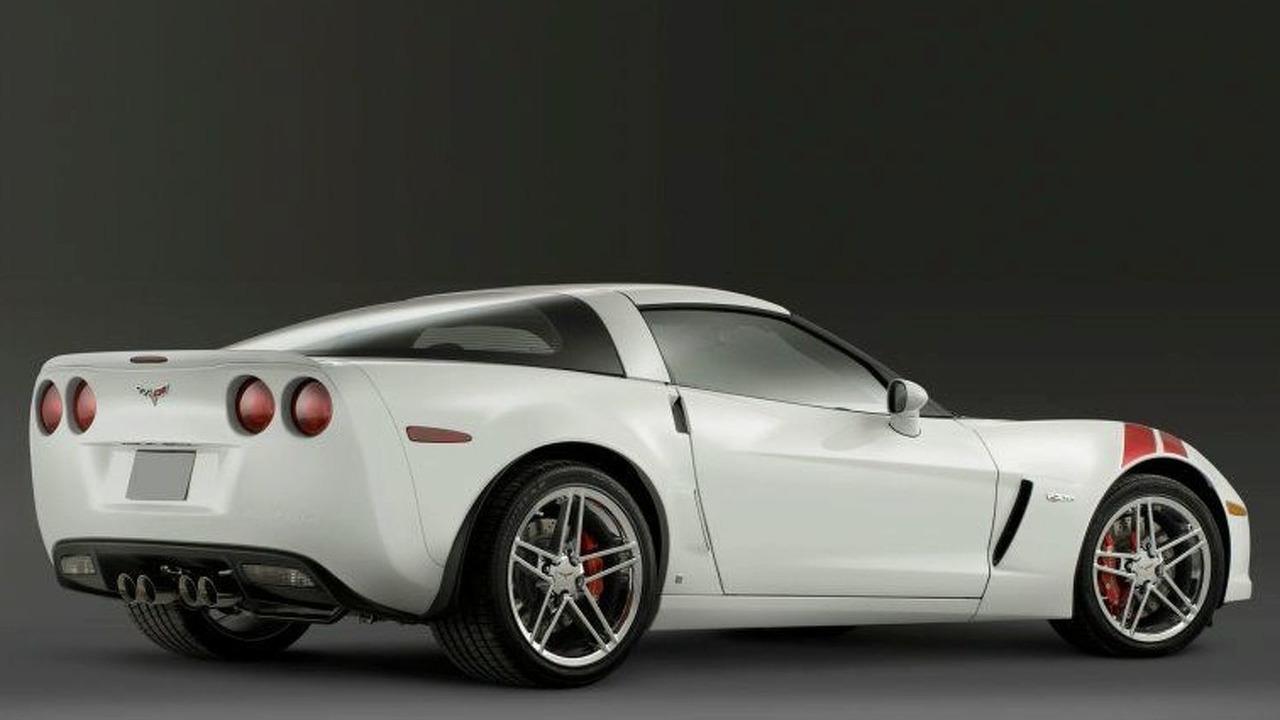 Ron Fellows Edition Corvette