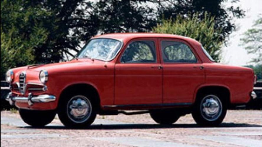 Sfilata di Alfa Romeo alla Techno Classica