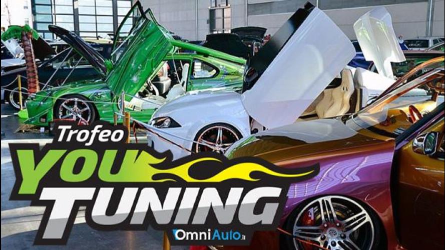 My Special Car Show, OmniAuto.it lancia il trofeo YouTuning