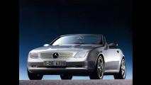 Mercedes SLK, la roadster col metallo sulle spalle