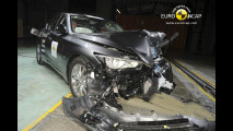 Crash Test Infiniti Q50
