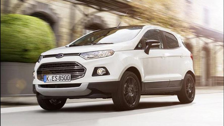 Ford EcoSport S, buona la seconda