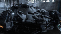 Batmobile from Batman v Superman: Dawn of Justice