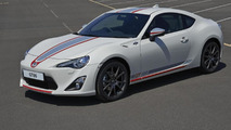 Toyota GT86 Blanco special edition (UK-spec)
