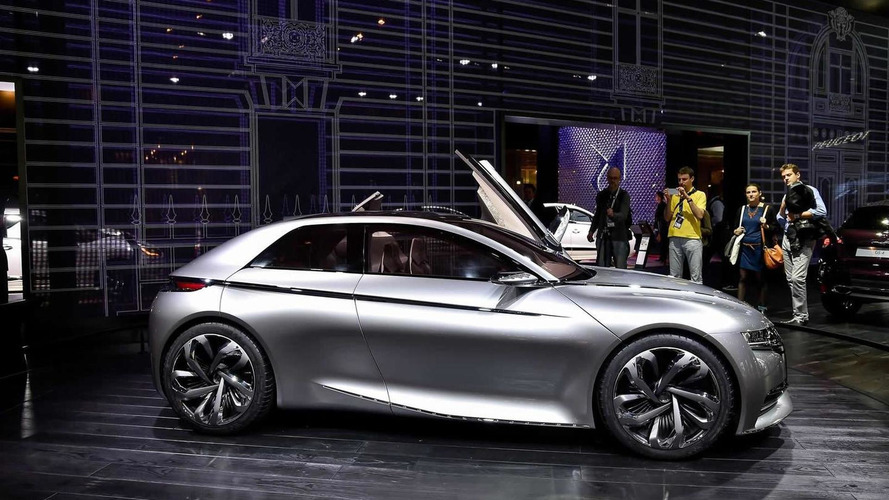 Citroen planning to introduce DS brand to United States around 2020