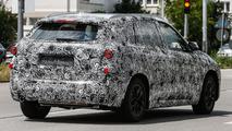 2015 BMW X1 Hybrid spy photos