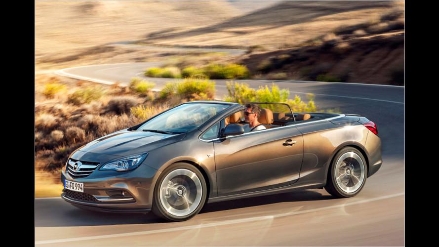 Details zum Opel Cascada