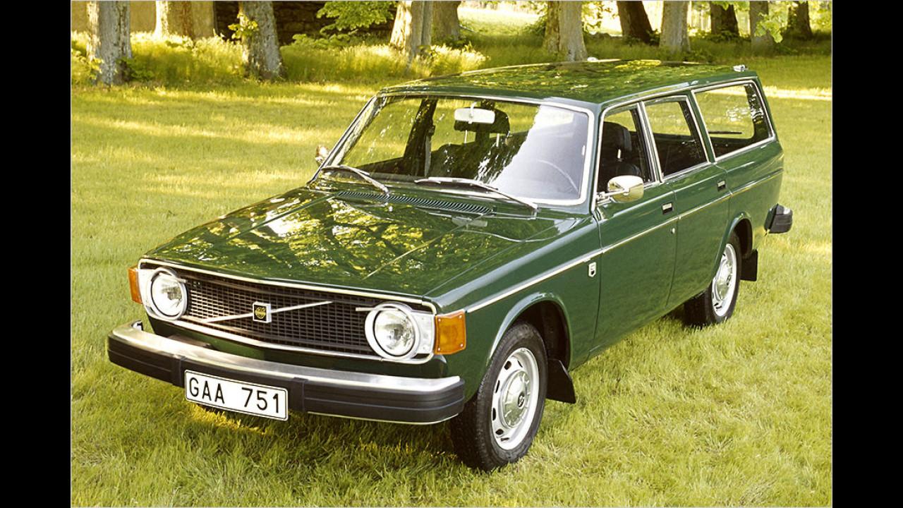 Volvo 145: Die Kombiversion der 140er-Reihe