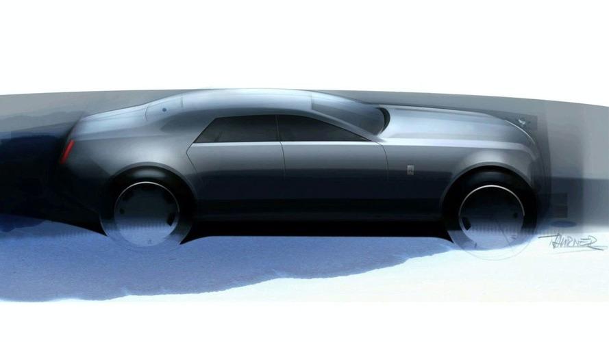 Baby Rolls Royce RR4 for Geneva 2009