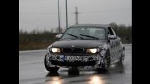 BMW Serie 1 M Coupe', le prime immagini