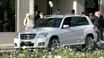 Mercedes GLK Undisguised