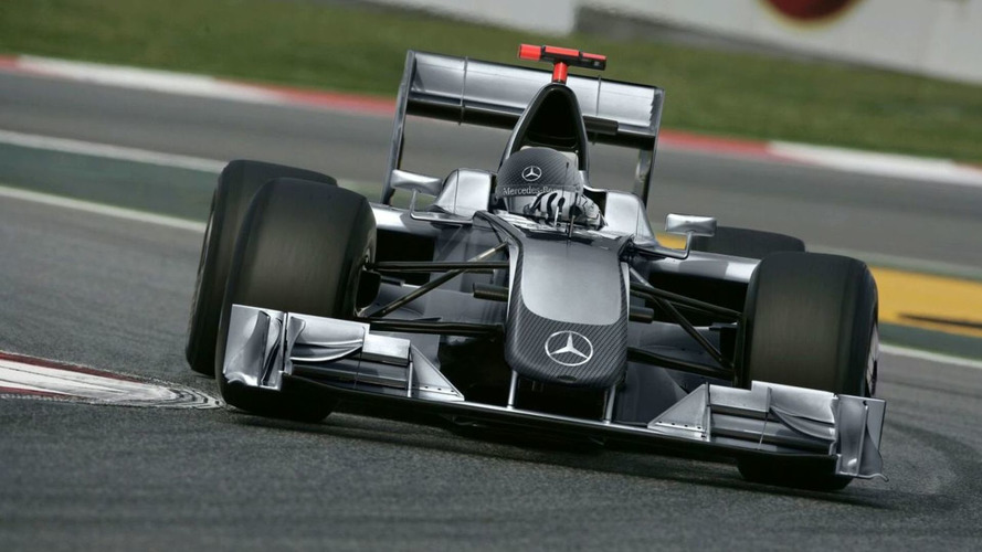 Schumacher to test Mercedes prior to signing deal - reports
