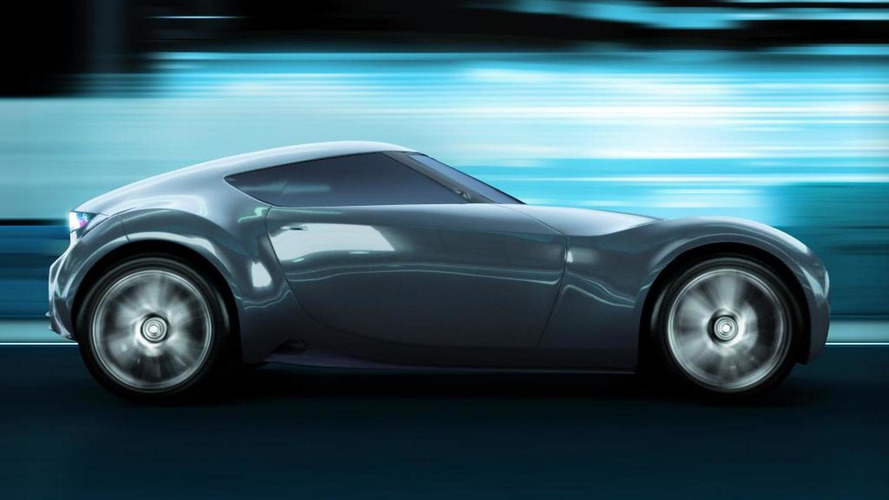 Nissan ESFLOW EV sports car concept revealed before Geneva [video]