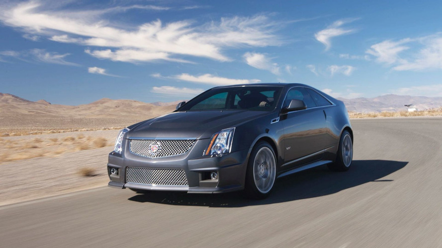 Cadillac CTS-V finally getting RHD version