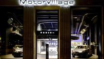 Motor Village Fiat Group Champs-Elysees in Paris 09.07.2010