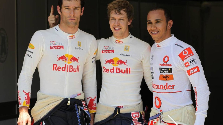 2010 European Grand Prix QUALIFYING - RESULTS