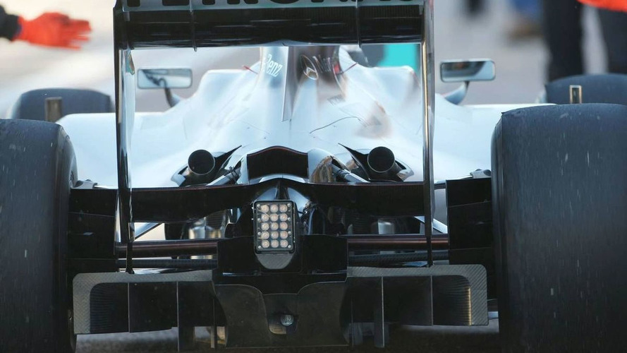 F1 world holds breath for Mercedes 'super diffuser'