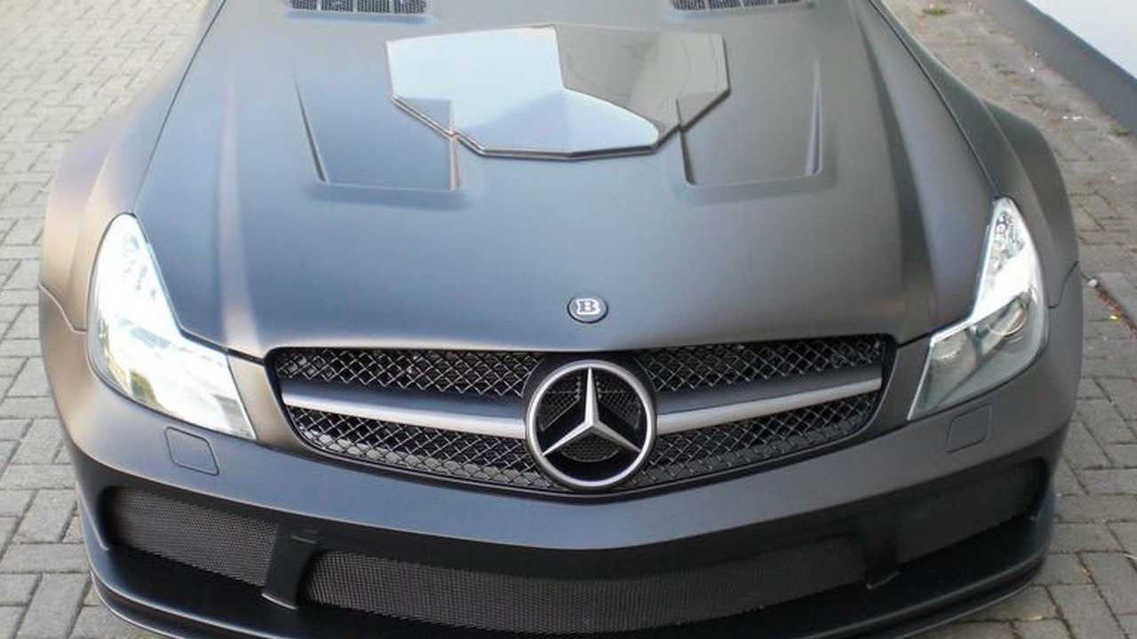 BRABUS Vanish based on Mercedes SL65 AMG Black Series - 779 - 13.04.2010