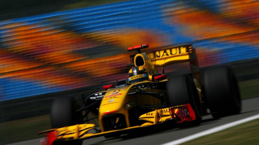 Kubica worried about rivals' F-duct progress