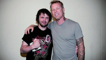 Tom meets Metallica, Live Every Litre documentary, 27.05.2010