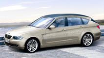 BMW 5-Series GT (RFK) artist rendering, WCF ARCHIVES, 1600, 29.10.2007