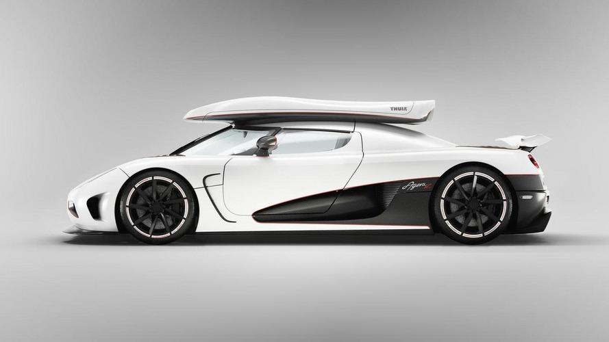 Koenigsegg Agera R pre-Geneva reveal