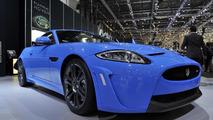 Jaguar XKR-S live in Geneva - 01.03.2011