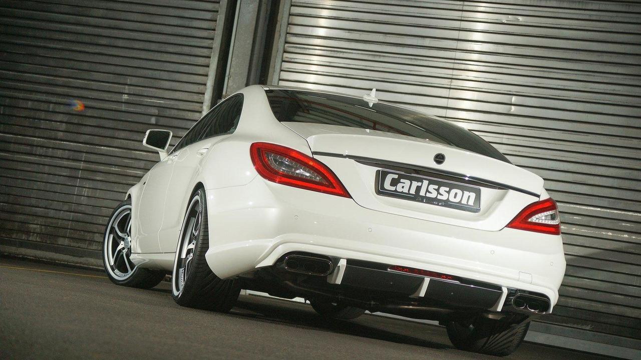 Mercedes-Benz CLS by Carlsson 28.02.2011