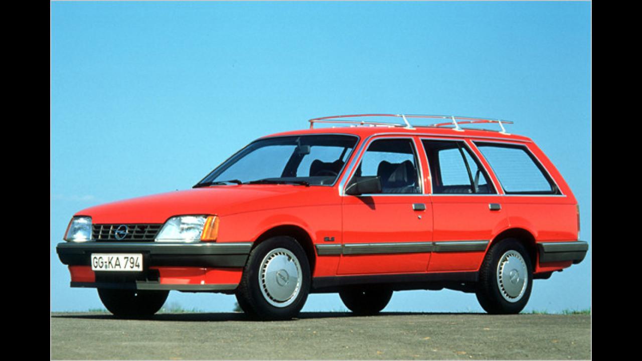 Opel Rekord E2 Caravan (1982)
