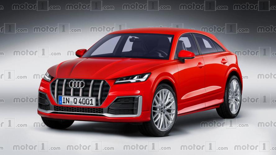2019 Audi Q4'e tasarım yorumu